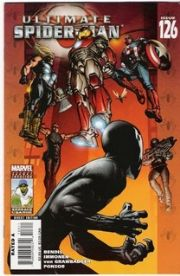Ultimate Spider-man #126 (2008) Marvel comic book